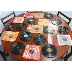 64 Gramaphone Vinyl Records