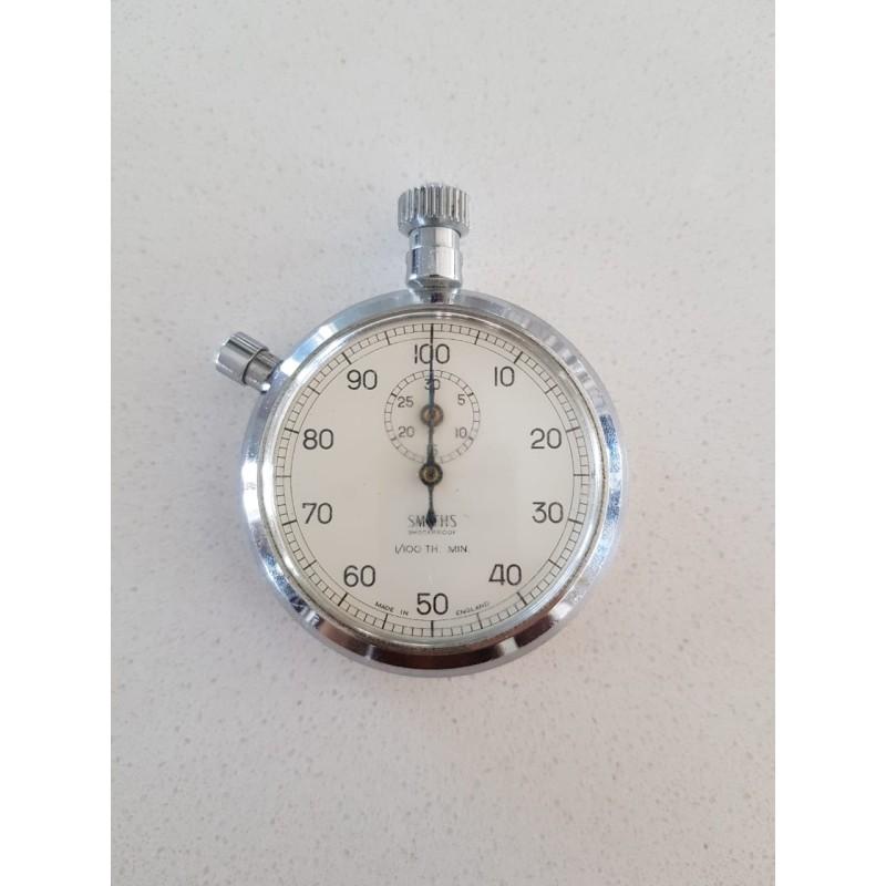 Vintage Smiths Pocket Stop Watch