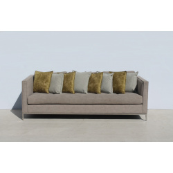 Scatter Cushions on Couch
