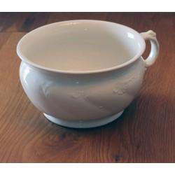 W Adams & Sons England chamber pot Antique Victorian chamber pot